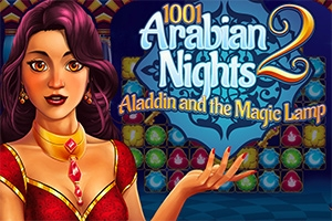 1001 Arabian Nights 2