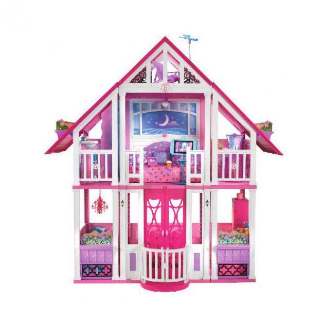 Barbie forever barbie barbie california dream house d for California dream house