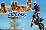 avtomobilske igre Bike Mania 5 Military