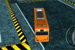 avtomobilske igre Busman Parking 3D
