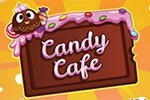 puzzle igre Candy Cafe