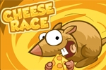 miselne igre Cheese Race