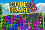 miselne igre Cube Crash 2
