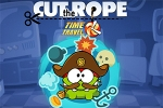 miselne igre Cut the Rope: Time Travel