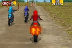 avtomobilske igre Dirtbike Racing