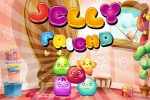 puzzle igre Jelly Friend