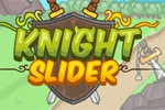 miselne igre Knight Slider