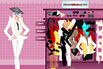Lady Gaga Dress Up Game