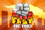 zabavne igre Mad Fist Retro