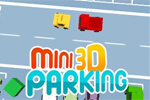 avtomobilske igre Mini Parking 3D