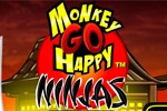 miselne igre Monkey Go Happy Ninjas
