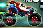 avtomobilske igre Monsters Wheels 2