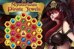 puzzle igre Mysterious Pirate Jewels