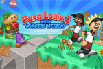 avanture Papa Louie 2: When Burgers Attack!