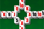 puzzle igre Pyramid Mahjong Solitaire
