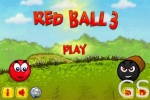 miselne igre Red Ball 3