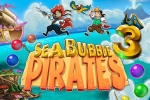 mobilne igre Sea Bubble Pirates 3