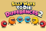 mobilne igre Silly Ways to Die: Differences 2