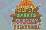 zabavne igre Super Sports Surgery: Basketball