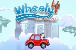 miselne igre Wheely 4: Time Travel