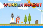zabavne igre Wonder Rocket