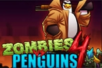 strelske igre Zombies vs Penguins 4: Re-Annihilation