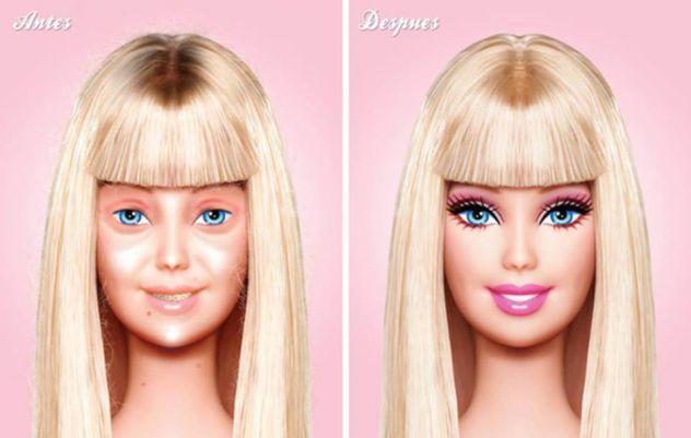 to dela ''make up''