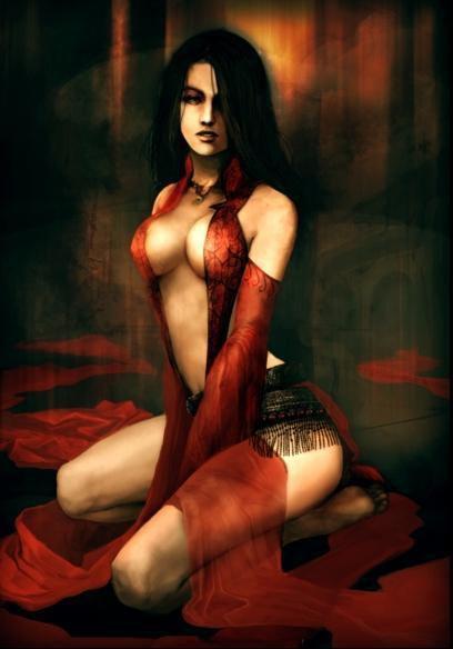 Kaileena (Empress of time)