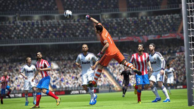 FIFA 13 Iker Casillas (Real Madrid vs. Atletico Madrid)