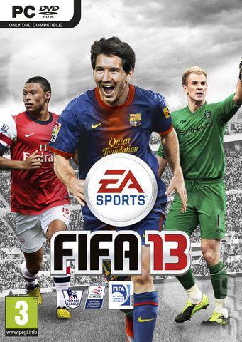 FIFA 13 ovitek! Prepoznate vse igralce na sliki?