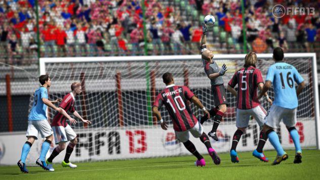 FIFA 13 Abbiati (AC Milan vs Manchester City)