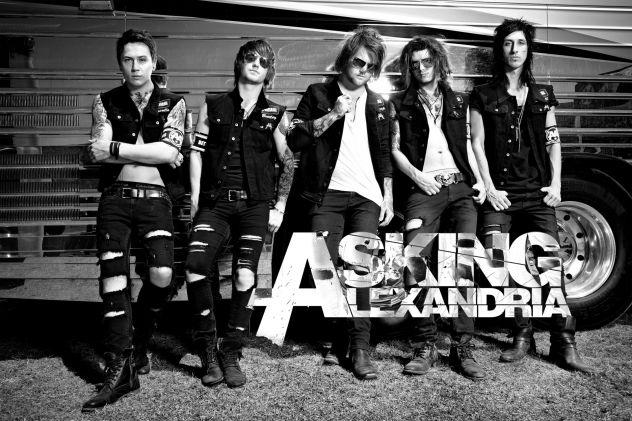 Asking alexandria :3