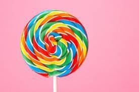 lollipop, lollipop...