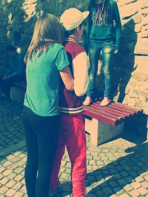 Me and my girl Sara♥