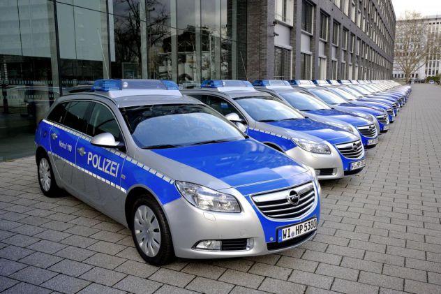 Opel police