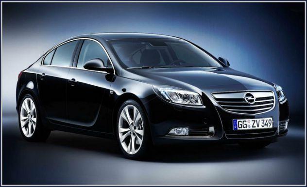 Opel insignia 2012
