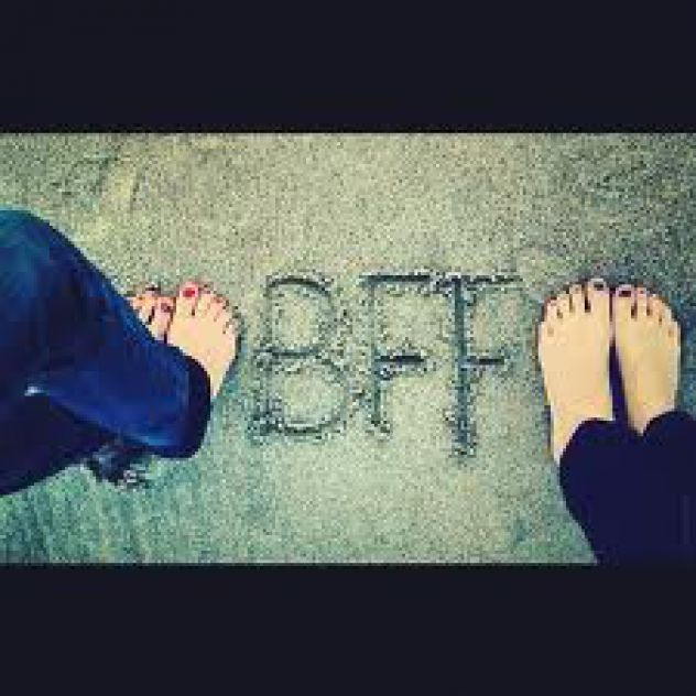 My BFF is...