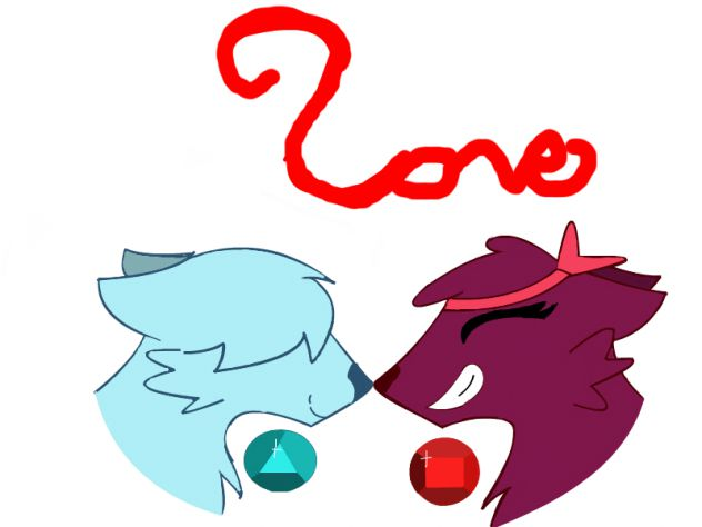 Sapphire and Ruby<3