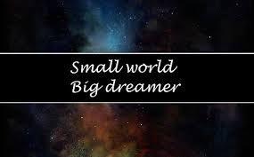 Small....