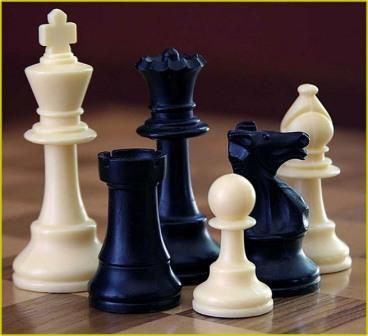 Šah, po nogometu moja najljubša igra.