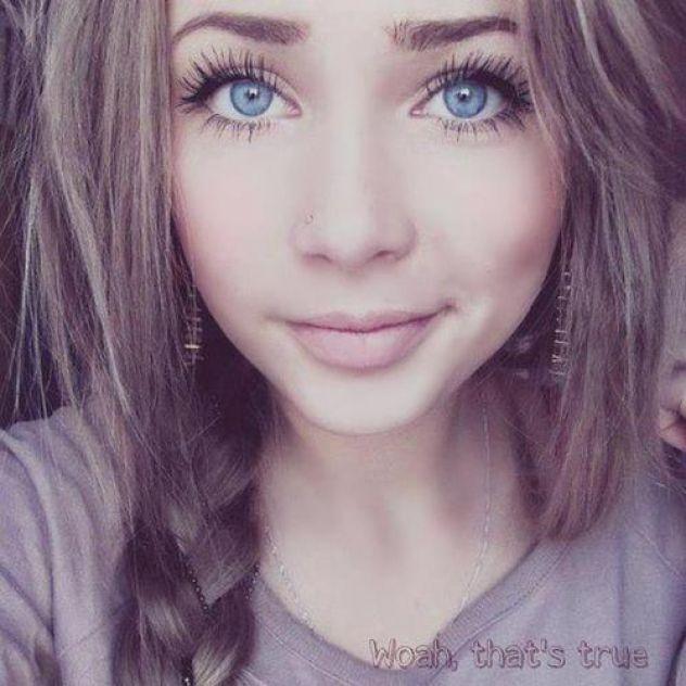 To nism js, ampak ona je popolna <3