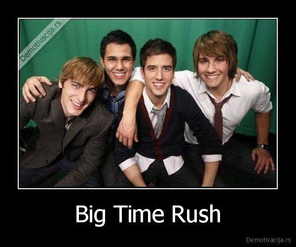 big time rush(btr)