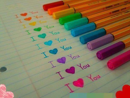 How beautiful colors!
