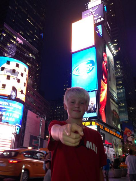 Time Square, New York!!!!!