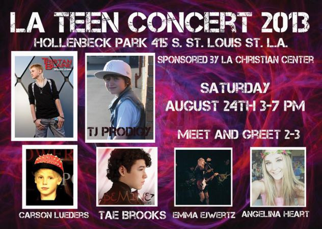 Excited for tomorrow! Hope to see you there. Giving away Carson wristbands at the meet and greet!!