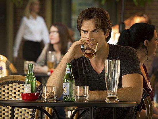 Ian/Damon Salvatore
