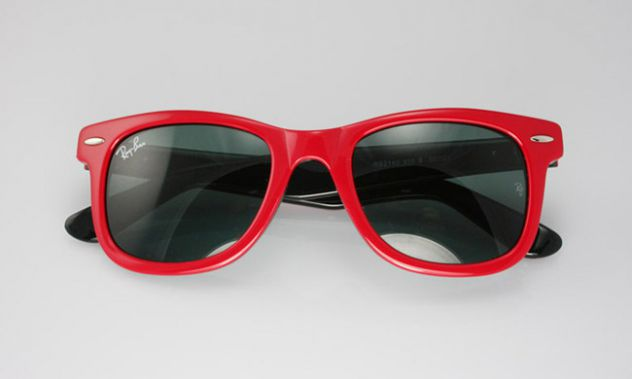 red ray - ban
