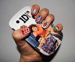 One Direction phone