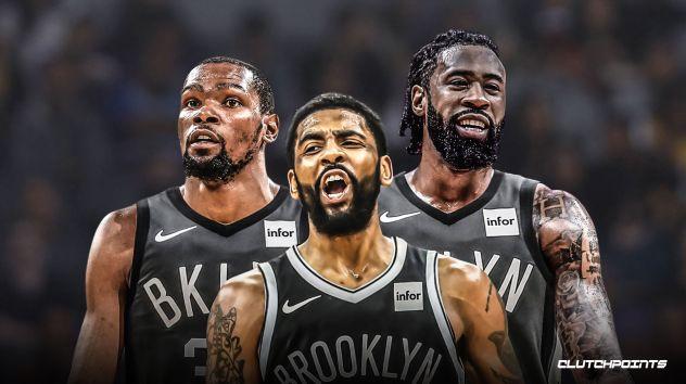 Nove spremembe v NBA ligi KD je po dolgem času svoje karjere v Golden Statu odšel v Brooklyn nets-e. Pridružila pa sta se mu tudi Irving in Jordan.