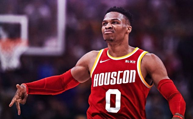 Westbrook je odšel v Houston. Welcome to the new club